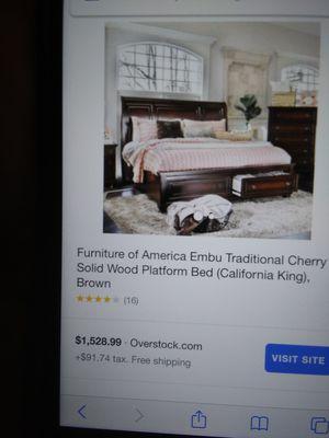 Bedroom suite for Sale in Lexington, KY