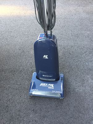 Riccar vacuum cleaner for Sale in Martinsburg, WV