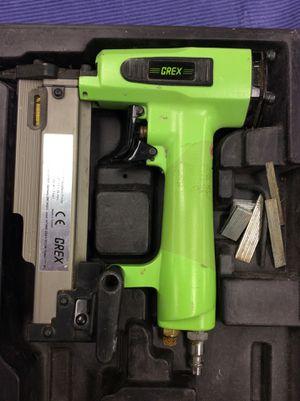 Grex Nail Gun(Used) for Sale in Orange, CA