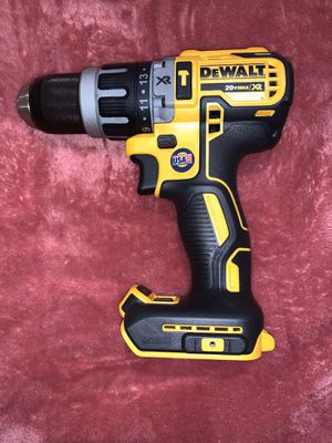 Dewalt 2 SPEED Hammer drill ( TOOL ONLY) NO BATTERY NO CHARGER for Sale in Dallas, TX