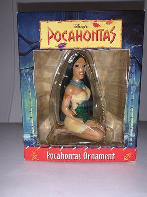 Disney Grolier Pocahontas Ornament for Sale in Lake Wales, FL
