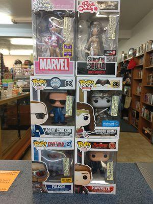 Funko Pop Uncanny X-Men Dragonball Z Anime for Sale in Norton, OH