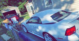 2000 mustang gt convertible for Sale in Flint, MI