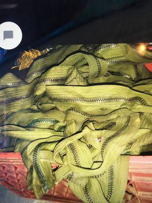 20 feet zipper for Sale in Los Angeles, CA