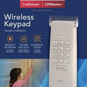 Wireless Keypad For Garage Door for Sale in Pennsburg, PA