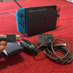 Nintendo Switch (that Is Legend Of Zelda in the Mario Case) for Sale in Boston, MA