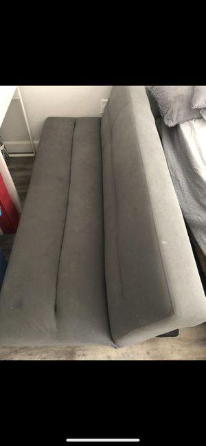 Grey Futon for Sale in Miami, FL