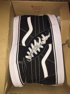 4 different men's vans for sale for Sale in Reynoldsburg, OH