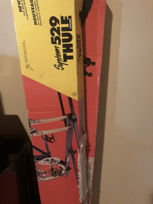 Thule 529 roof bike racks for Sale in Chicago, IL