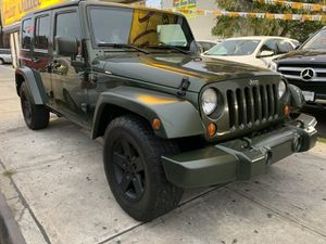 2007 Jeep Wrangler for Sale in Queens, NY