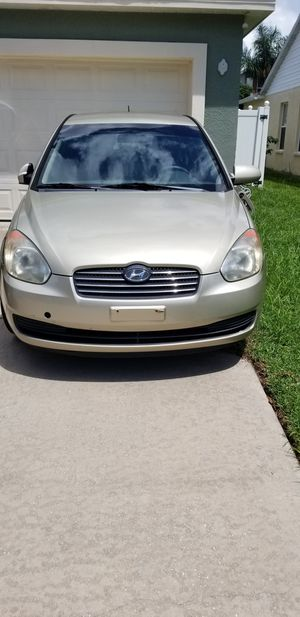 Hyundai Accent 2007 for Sale in Riverview, FL