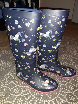 Girls rain boots for Sale in La Puente, CA
