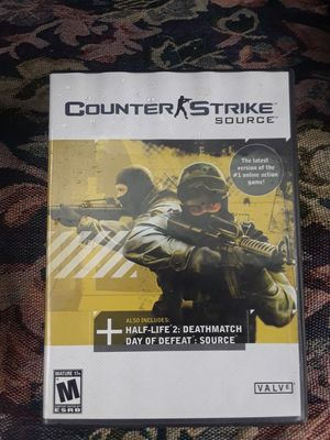 Counter-Strike PC game $5 or best offer for Sale in Tigard, OR