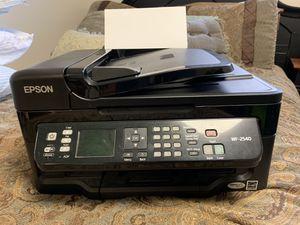 Epson All-in-1 printer scanner fax for Sale in Honolulu, HI