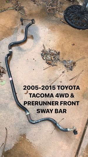 2005-2015 Toyota Tacoma front sway bar for Sale in San Diego, CA