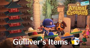 Animal Crossing New Horizons Gulliver's Souvenir Set 85 Pieces! All Colors! Nintendo Switch for Sale in Los Angeles, CA