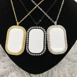 Sublimation Blank Dog Tags for Sale in Atlanta,  GA