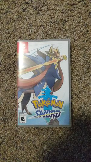 Pokemon sword for Sale in Orem, UT
