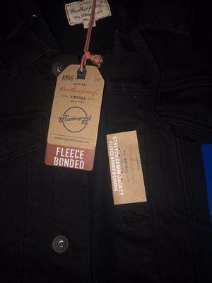 New weatherproof denim jacket Size large for Sale in Oakland, CA