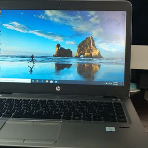 HP EliteBook 840 G3 Business Class Laptop Intel Core i5 vPro 6th Gen, 8gb Ram, 256gb SSD, Win 10 and Ms Office. New Battery Backlit keyboard Charger for Sale in Jacksonville, FL