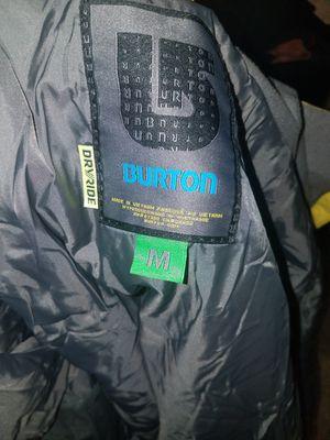 Burton Snowboarding Jacket Stay Dry Technology for Sale in Lynn, MA