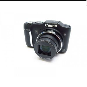 Canon PowerShot SX160 IS 16.0 MP Compact Digital Camera - Black for Sale in Auburn, WA