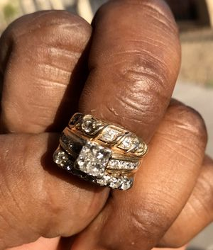 Antique 10k Gold Diamond Engagement Ring !!! for Sale in Las Vegas, NV