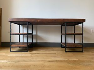 West Elm Hewn Desk for Sale in Brooklyn, NY