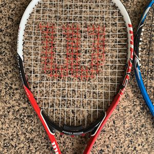 2 Lightly Used Tennis Rackets for Sale in Columbus, OH