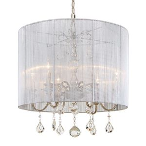 Home Decorators Collection 4-Light Pendant St. Lorynne Collection Chandelier for Sale in McDonogh, MD