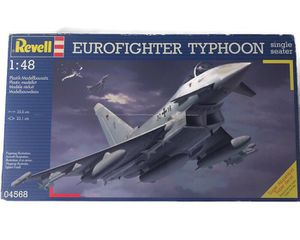 Used, Revell Eurofighter Typhoon 1:48 for Sale for sale  Roswell, GA
