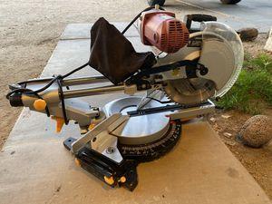 100$ 12 inch slide saw for Sale in Phoenix, AZ