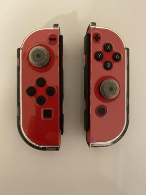 Super rare Mario red edition Nintendo switch joycon for Sale in Tampa, FL
