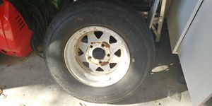 "2 Steel painted trailer wheel 5 lug 13"" for Sale in Clearwater, FL"