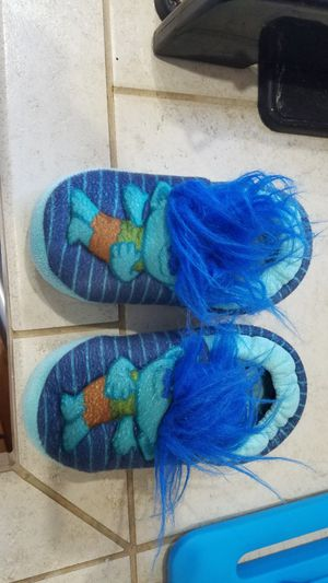 Trolls Branch Slippers for Sale in Des Moines, WA