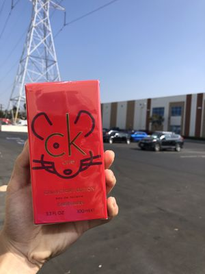 CK One perfume for both male and female for Sale in Hacienda Heights, CA