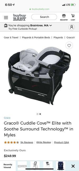 Graco Cuddle Cove Elite for Sale in Lowell, MA