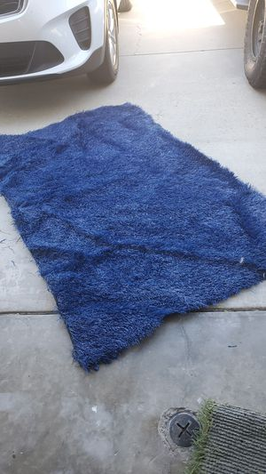 Blue artificial grass 6' x 4' for Sale in Temecula, CA