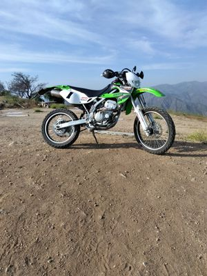 1998 KLX 300 CA plated street legal for Sale in Sylmar, CA