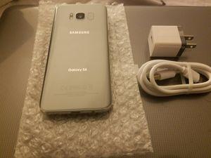 SAMSUNG GALAXY S8 64GB metallic grey UNLOCKED , any sim for Sale in Silver Spring, MD