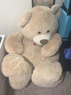 Huge teddy bear for Sale in Johns Creek, GA