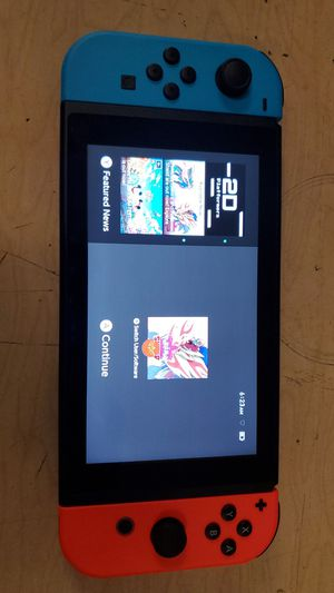 Nintendo switch! Low ballers will be ignored! for Sale in Pompano Beach, FL
