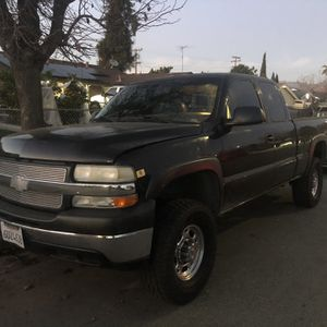 2002 Silverado 2500 Hd for Sale in San Jose, CA