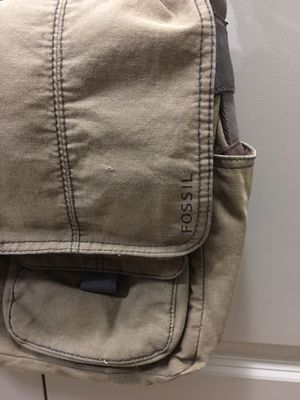 Fossil Messenger Bag for Sale in Lewisville, TX