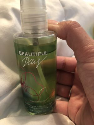 Beautiful day fragrance mist bath and body works for Sale in Kansas City, MO