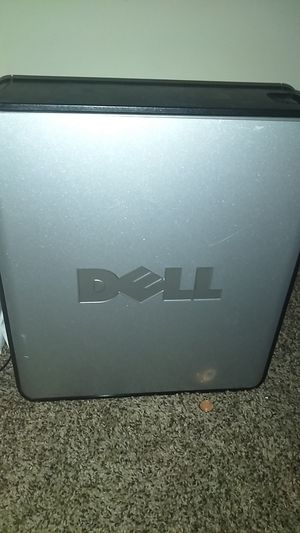 Pc tower dell for Sale in Baltimore, MD