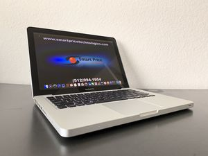 Laptop Apple MacBook Pro 13 inch mint condition High Sierra macOS 10.13.6 for Sale in Austin, TX