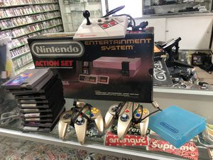 Sega Nintendo Sony video games at 1up in Covina for Sale in Covina, CA