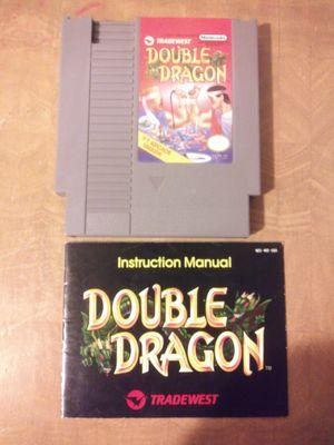 Double Dragon 1 NES for Sale in Costa Mesa, CA