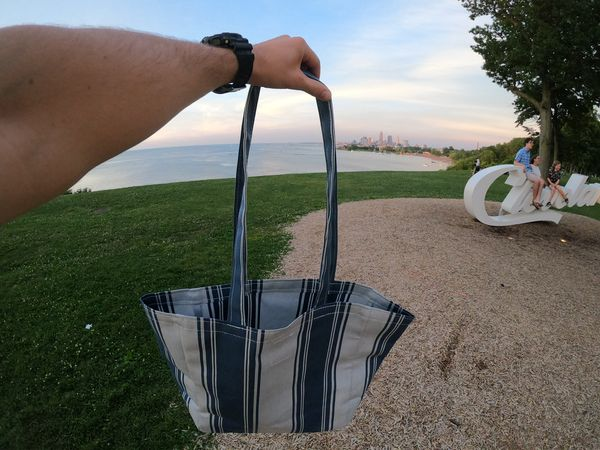 Tote Bags: Heavy Duty Canvas